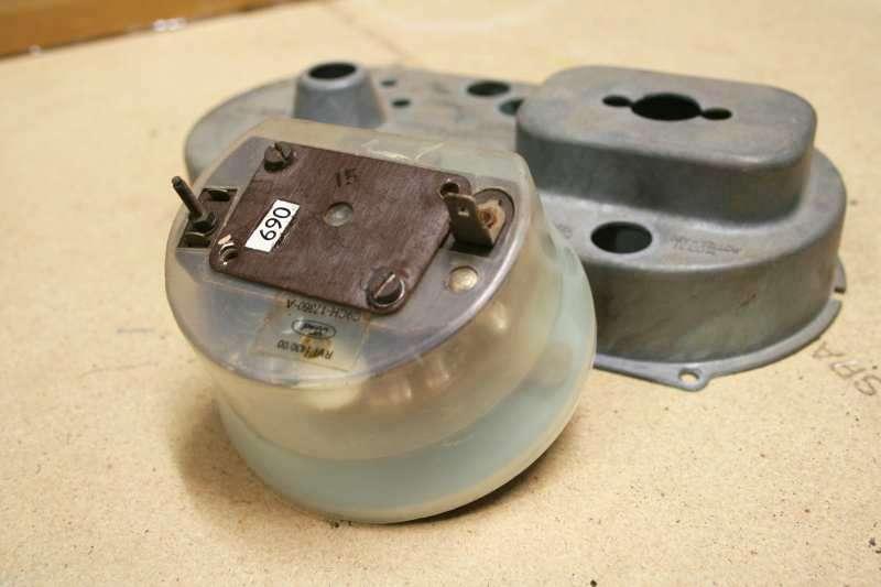 Mk1 Escort Tacho Wiring