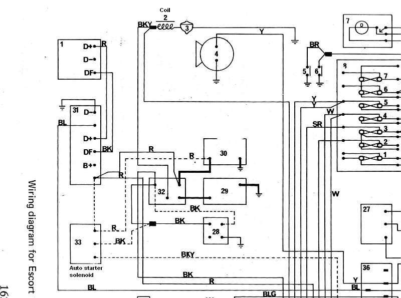 mk1_1300_wiring_diagram_coil ka mk2 wiring diagram ford wiring diagrams instruction mk2 escort wiring diagram at bayanpartner.co